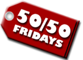 This Week's 50/50 Friday